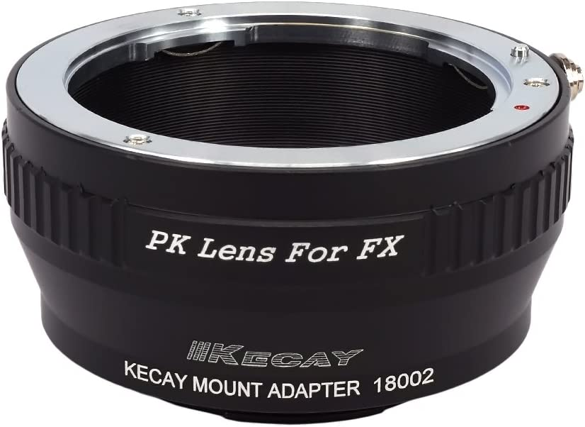 X-Pro1 X-T10 X-M1 KECAY PK-FX Lens Mount Adapter for Pentax PK Lens To Fujifilm X-Series Camera X-A1 X-E2 Pentax-FUJI X X-E1 PK-FUJI X X-T1