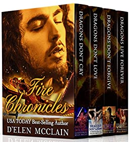 Fire Chronicles Box Set Shifter ebook product image