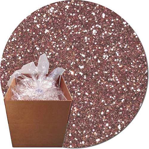 Glitter My World! Craft Glitter: 25lb Box: Pink Sparkle by Glitter My World!