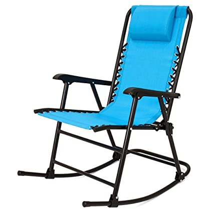 Astounding Amazon Com Portable Folding Rocking Chair Solid Powder Forskolin Free Trial Chair Design Images Forskolin Free Trialorg
