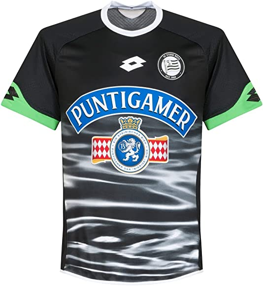 Sk Sturm Graz Jersey Home 2016 M Amazon Co Uk Clothing