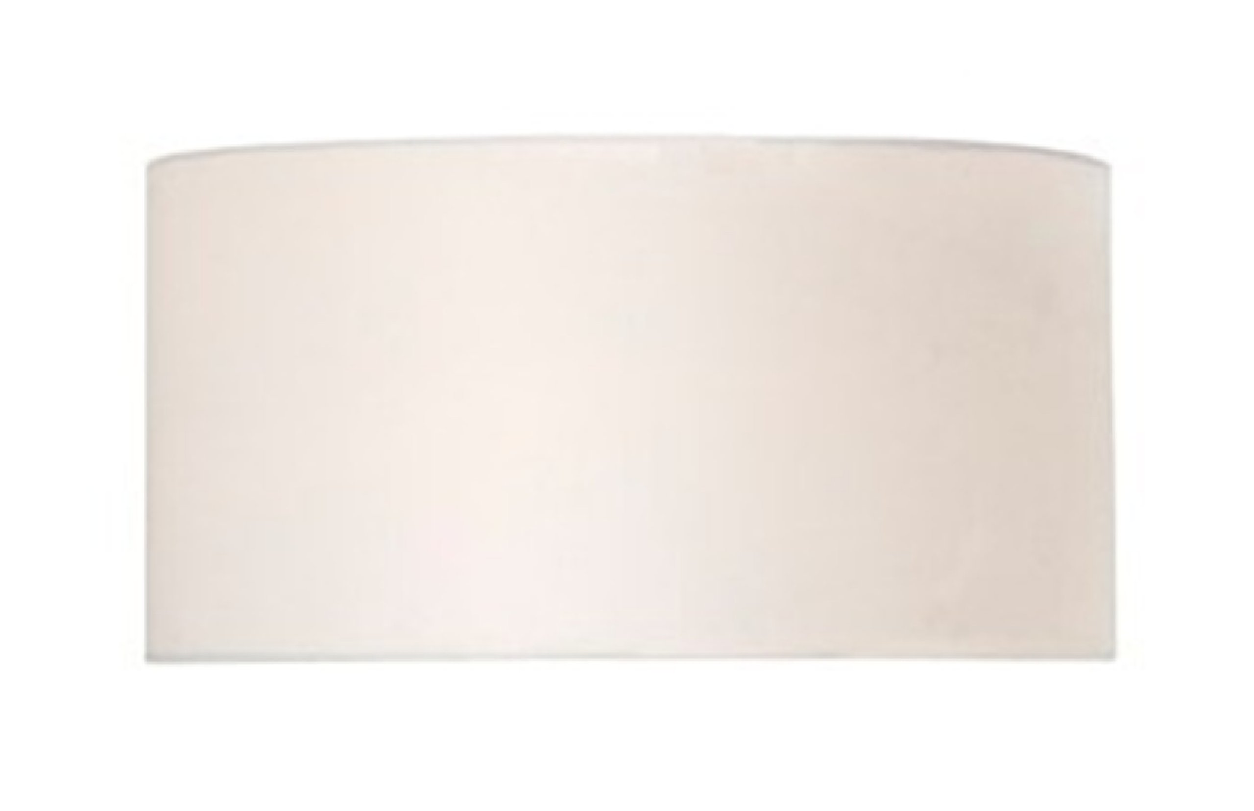 Artiva USA Architect, 9-Inch Tall Premium Drum Lamp Shade w/Hardback and European Fitter (No Harp and Finial Needed) – Off-White by Artiva USA