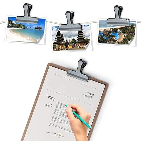 Amazon.com: Juego de 6 clips para bolsas de astilla, de OGIS ...