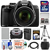 Nikon Coolpix P530 Digital Camera with 32GB Card + Battery + Charger + Case + Tripod + Accessory Kit