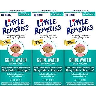 Little Remedies Gripe Water   Safe for Newborns   4 FL OZ   3 Pack
