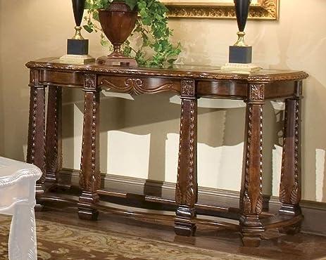 AICO Sofa Table Windsor Court AI 70203 54