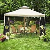 Garden Winds Laketon Gazebo Replacement Canopy Review