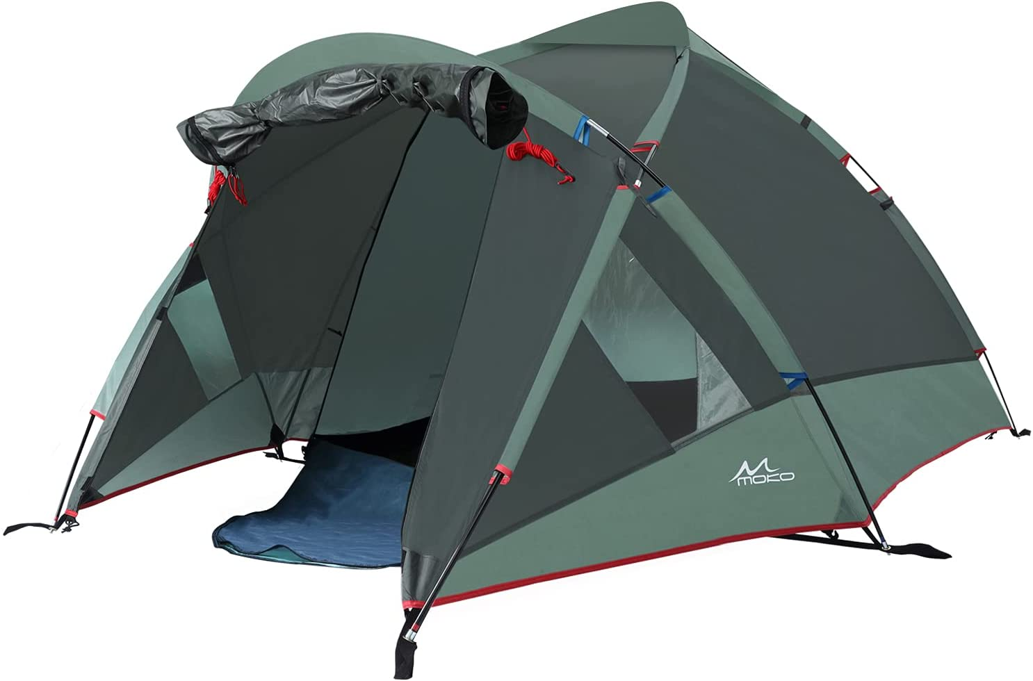 MOKO FAMILY TENT  BEST FAMILY TENTS FOR BAD WEATHER