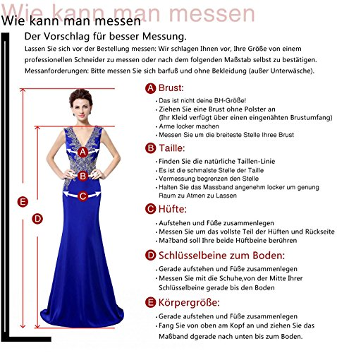 Lang Clearbridal SQS16422 Damen Ballkleid Abendkleid Rosa Abschlusskleid Tüll Bandeau 180311 Prinzessin HOBnRO