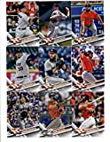 2017 World Series Team Baseball Cards - Houston Astros 2017 Topps Series 1 2, Update Series Team Baseball Cards Set of 38 Cards