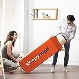 Sleepyhead 3 Layered Medium Firm Memory Foam Mattress, 72x36x8 inches (Single Size)
