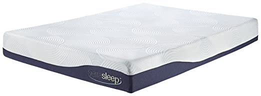 Sierra Sleep by Ashley 9 inch Memory Foam Mattress