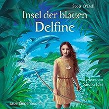 Insel der blauen Delfine Hörbuch von Scott O'Dell Gesprochen von: Sascha Maria Icks