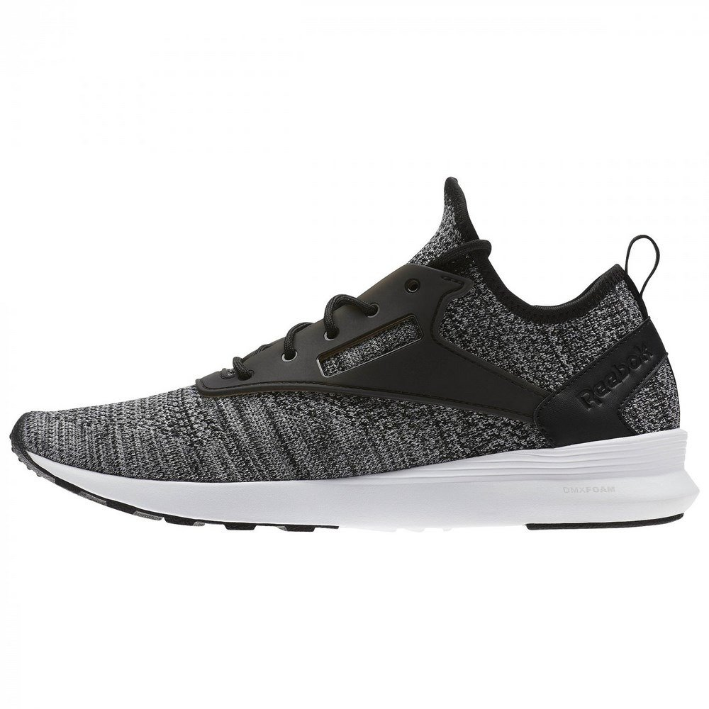 05f99e072403 Reebok Men s Zoku Runner ISM Black Flint Grey Steel Wh Running Shoes - 8  UK India (42 EU) (9 US)  Buy Online at Low Prices in India - Amazon.in
