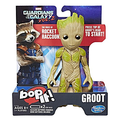 Marvel Groot Bop It Game