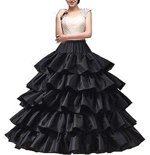 Amazon.com: I-Youth Vestido victoriano de rococó para mujer ...