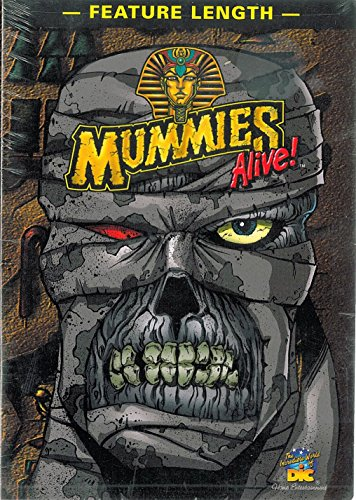 Mummys Alive Dvd - Mummies Alive - The Legend Begins