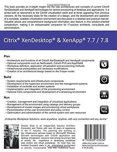 citrix xendesktop and xenapp 7.7 7.8 pdf