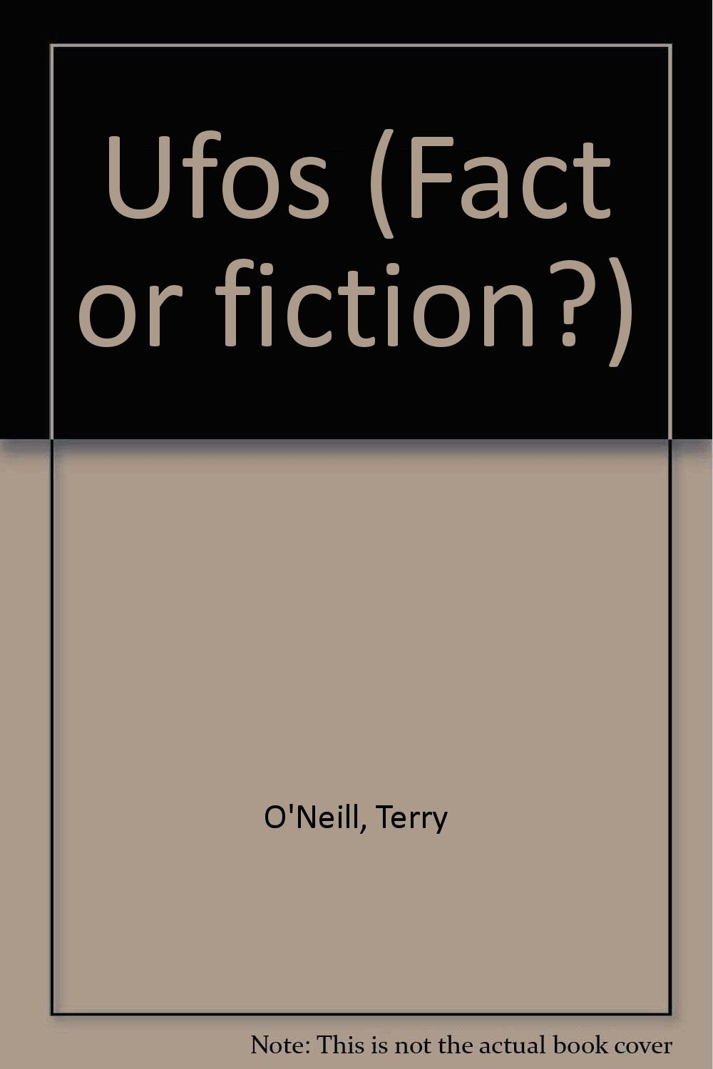 Fact or Fiction? - UFOs  (Fact or Fiction?) PDF