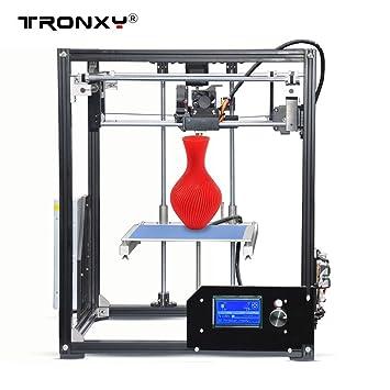 tronxy X5 impresora 3d profesional cama caliente en aluminio ...