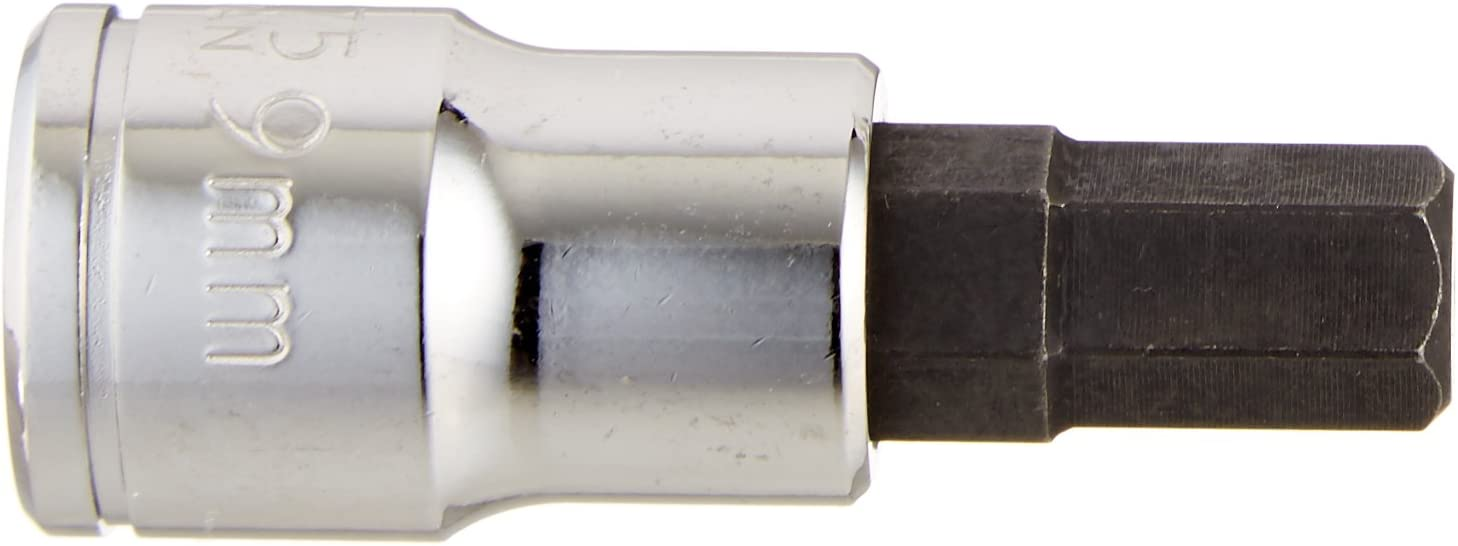 Williams 35175 9mm Hex Bit Socket