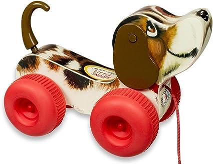 Fisher Price Classics - tirón del Juguete, la razón: Pequeño Snoopy: Amazon.es: Juguetes y juegos