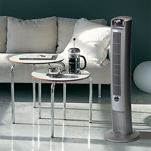 Lasko Wind Curve Platinum Cooling Fan