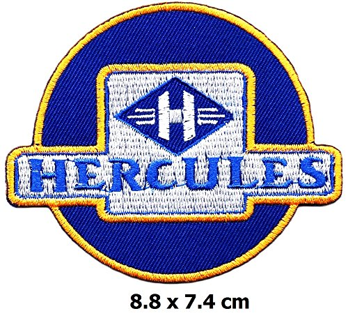 Hercules patch Iron on Logo Vest Jacket cap Hoodie Backpack Patch Iron On/sew on patch