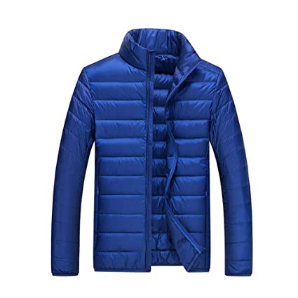 264a15dfa1721 Big Size 2018 Plus Fluff Down Men's Winter Jacket Ultralight Down Jacket  Casual Outerwear Snow Warm