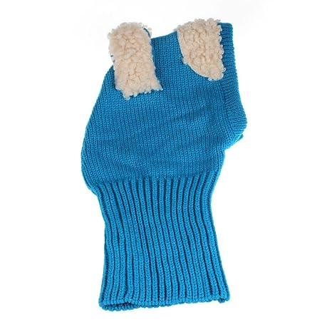 Inverno Bambina Neonato Cappello TRRAD Cuffia di lana Sciarpa Cappuccio  Berretti Trrad543 43cda9f674ec