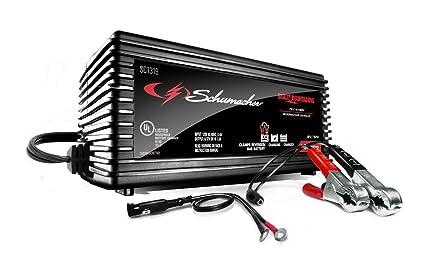 Schumacher SEM-1562A-CA 1.5A 6V/12V Automatic Maintainer