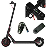 Sumeier Circuit Board & Dashboard Cover Replacement Accessories Part for Xiaomi Mi Mijia M365 / M365 Pro Electric Scooter (Upgrade Version) (Black)