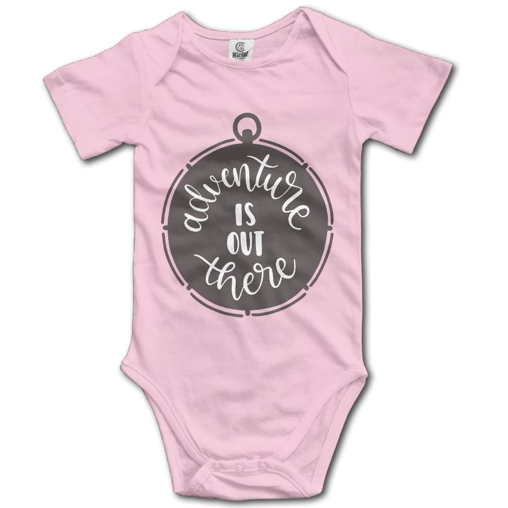 Midbeauty Adventure Out There Newborn Baby Sleeveless Jumpsuit Romper