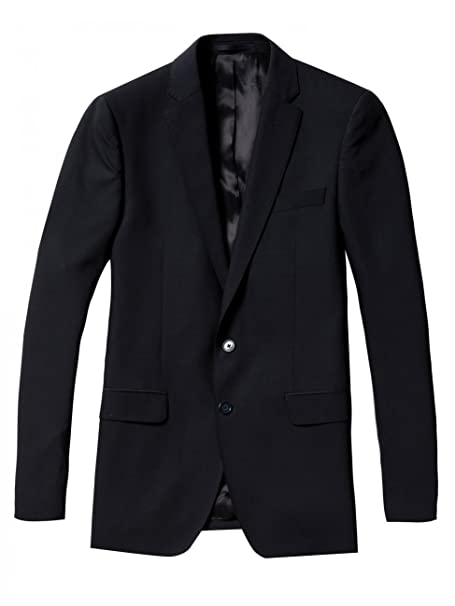 Amazon.com: Scotch & Soda – Mens Classic Blazer, L, Night ...