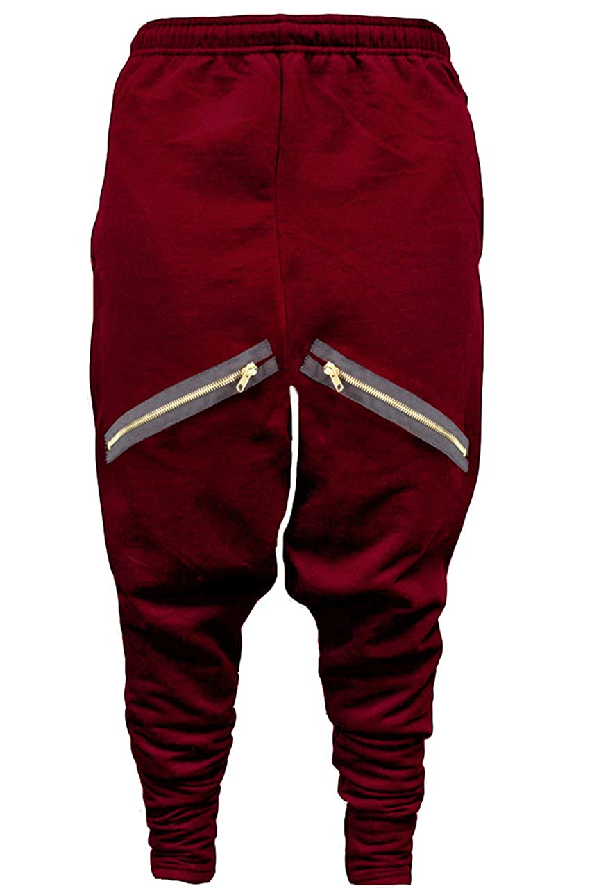 Chachimomma Boys Pants Jets Youth Large Maroon