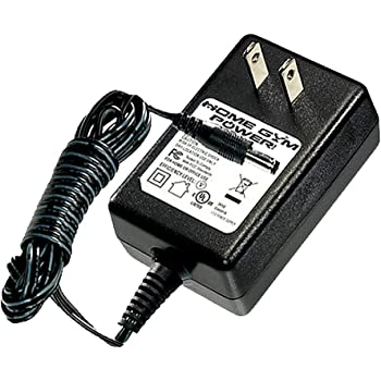 Golds Gym Power Spin 210U/230R/290U Wall Plug Power Supply / AC Adapter