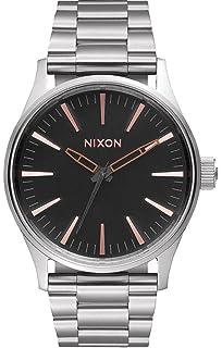 SilverUhren Man Uhr Stahl A3462219 Nixon Ss Gefreite QCrthdBsx