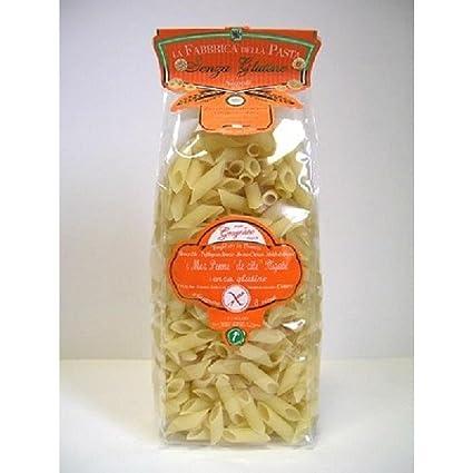 La Fabbrica Pasta Penne Rigate De Mez Zite Gluten 500g