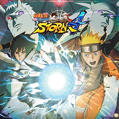 NARUTO SHIPPUDEN: ULTIMATE NINJA STORM 4 - PS4 [Digital Code] by BANDAI NAMCO GAMES AMERICA INC.