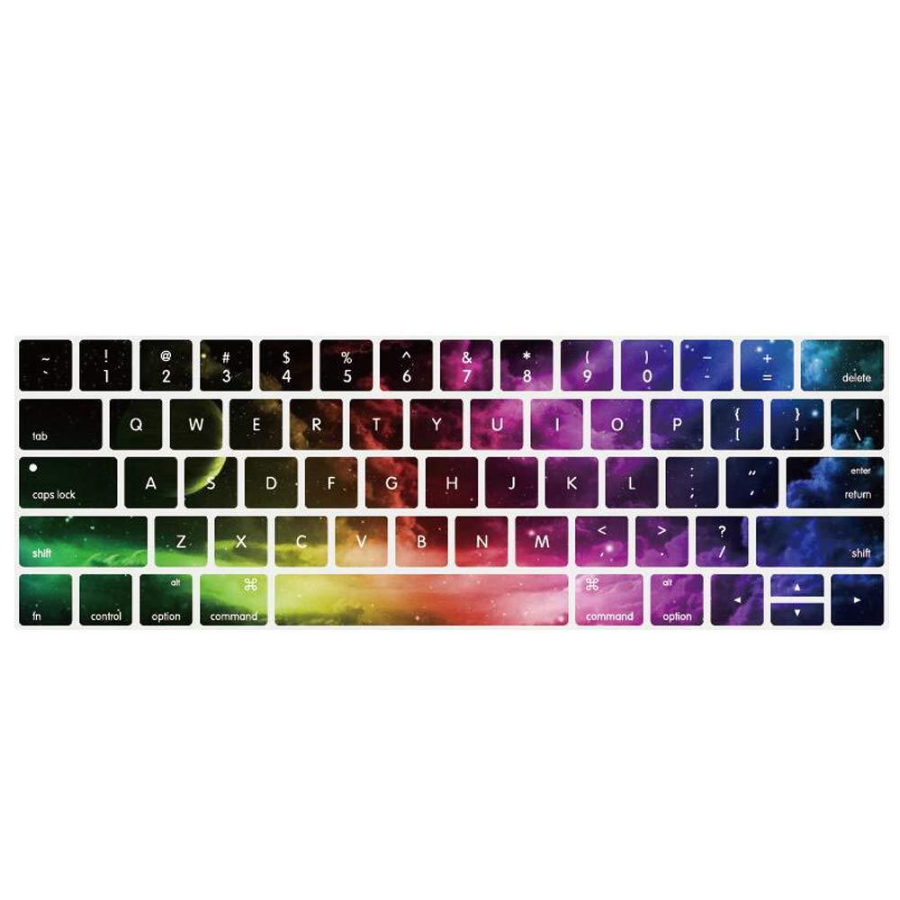 Protector De Teclado Para Macbook Pro 13 A1706 A1989