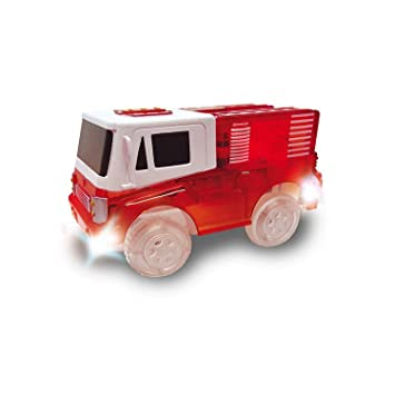 Encore De Tracks Magic Circuit Pour Lumineu Un Camion Pompier SzpUMqV