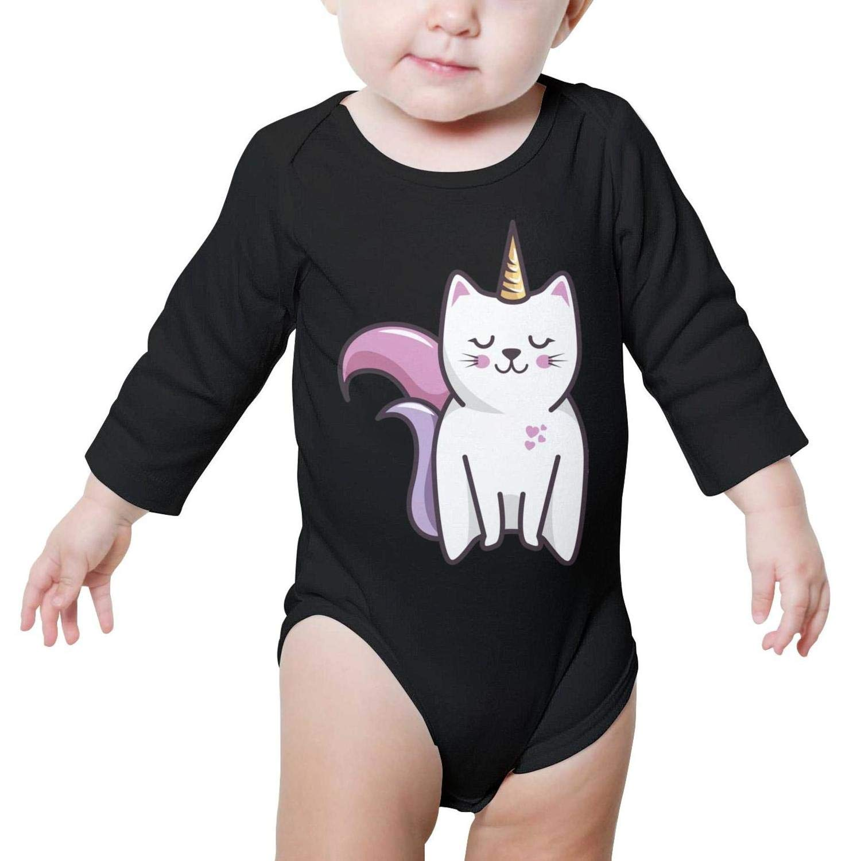 Godfer Arabe SHIRT ベビーボーイズ 3 Months Magic Cat Unicorn-1 B07G74KJ9D
