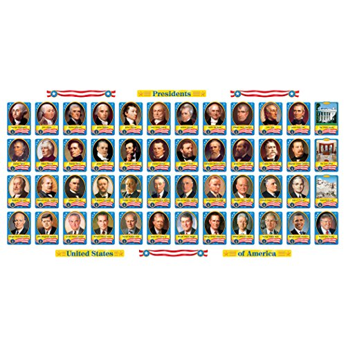 Trend Enterprises U.S. Presidents Bulletin Board Set (T-8065) Photo #4