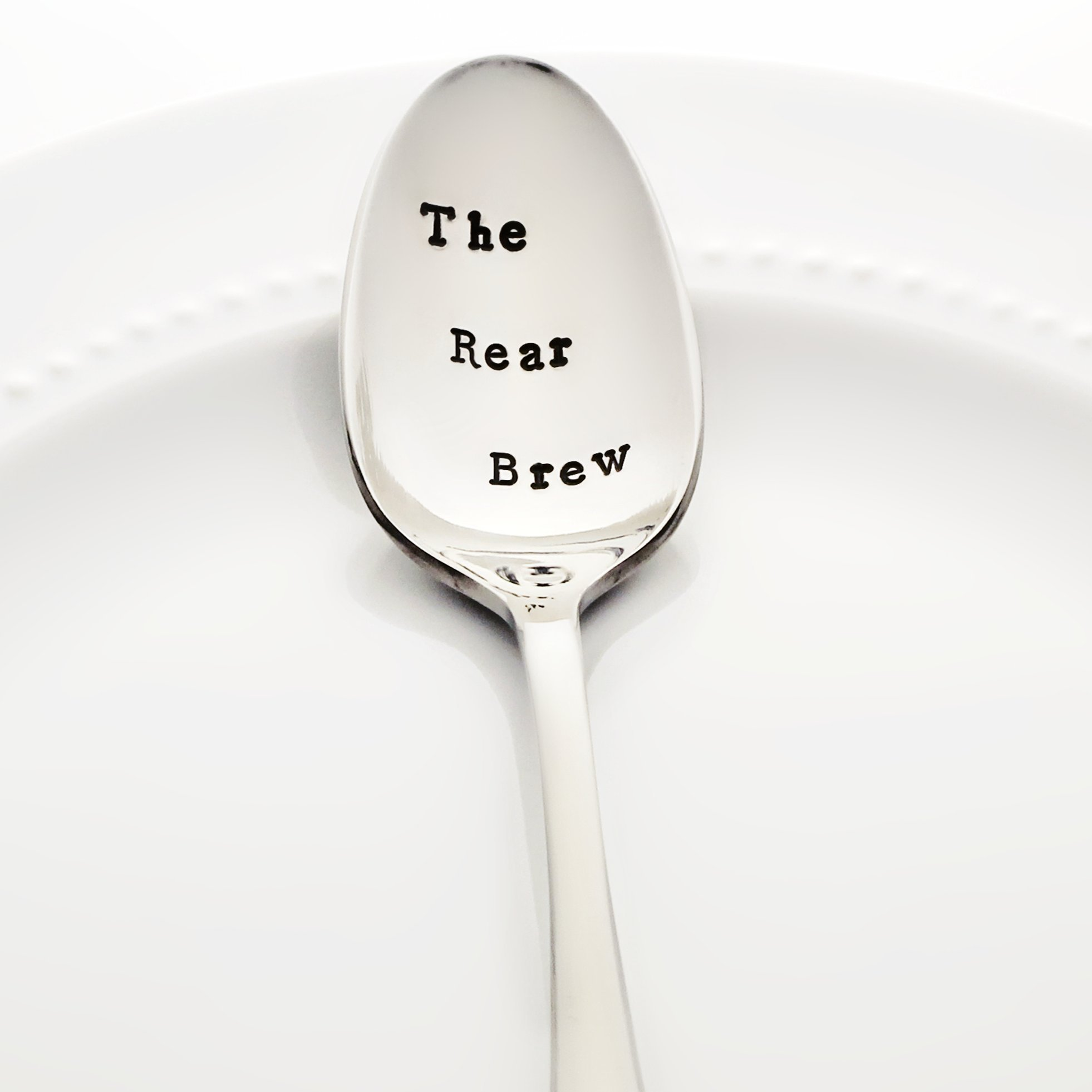 Pretty Little Liars: The Rear Brew - Stainless Steel Stamped Spoon, Stamped Silverware