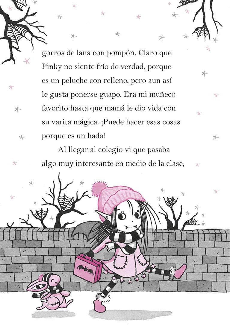 Isadora Moon Y El Hechizo Mágico / Isadora Moon Makes Winter Magic:  Amazon.co.uk: Harriet Muncaster: Books