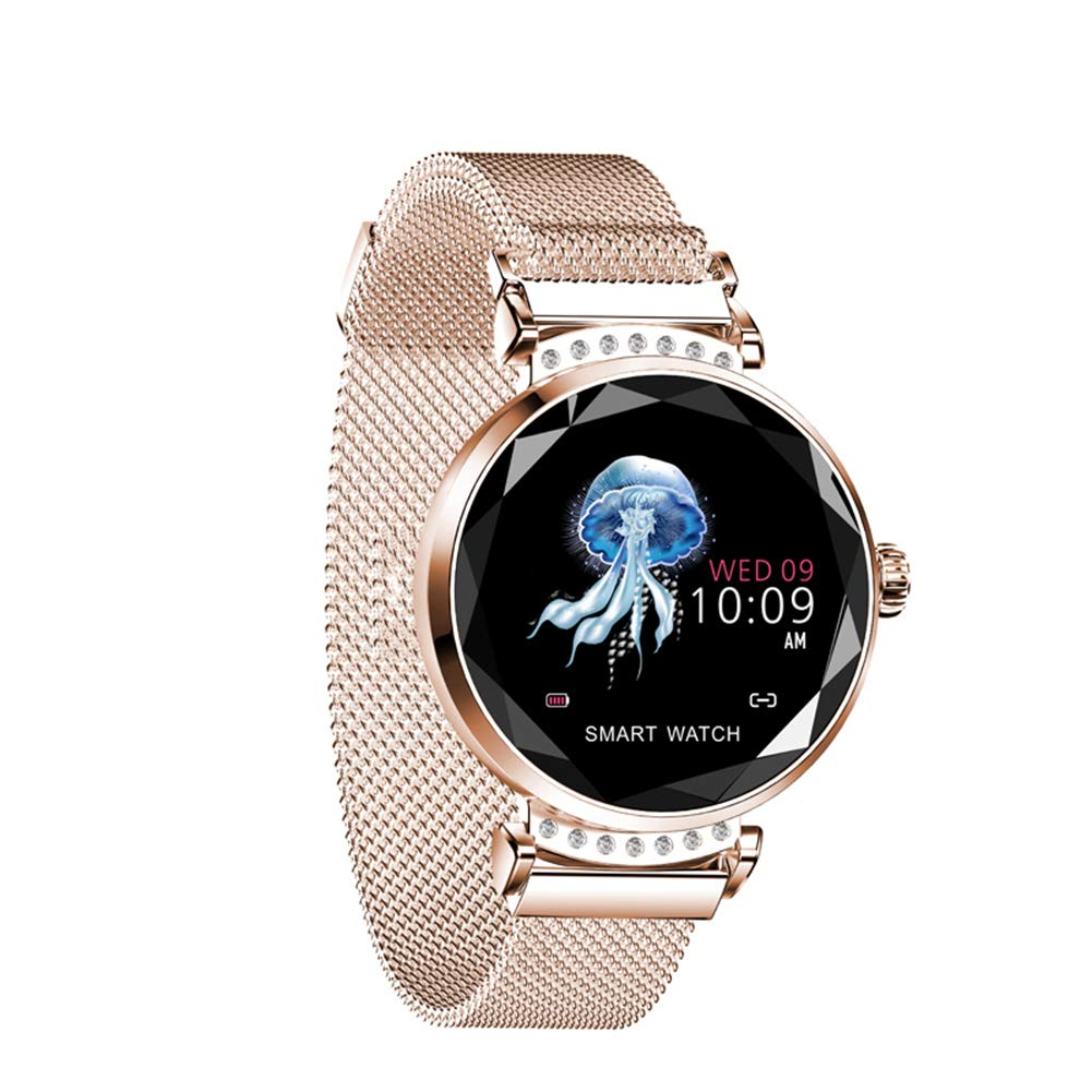 DLIBIG Smartwatch Mujer Fitness Tracker Pulsera,HD Touch ...