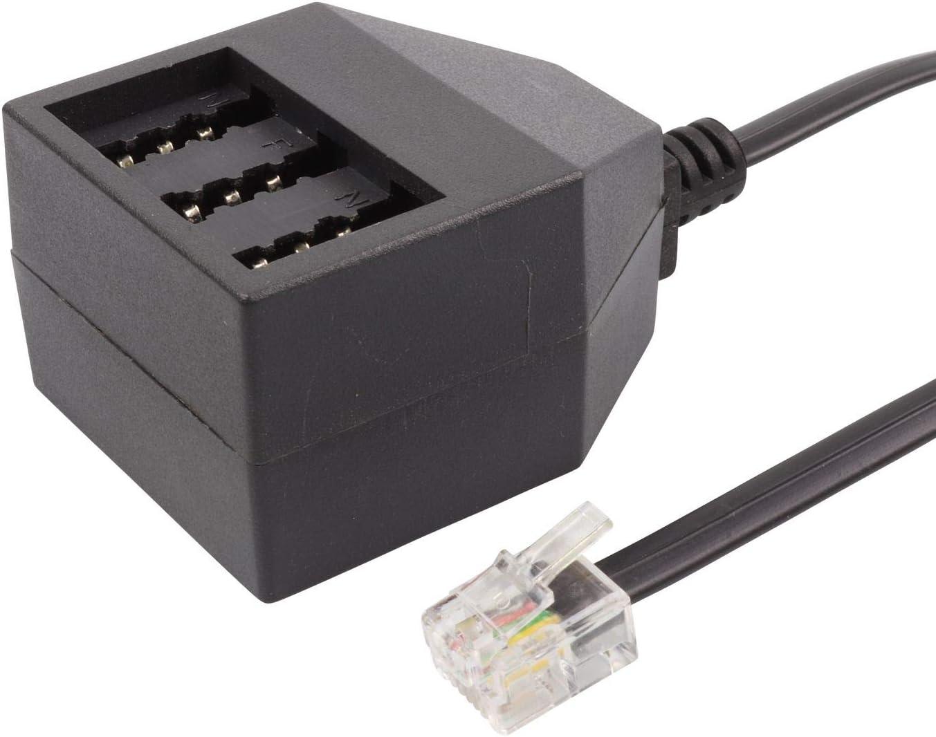 S Conn Maximum Connectivity Western Stecker 6 4 Elektronik