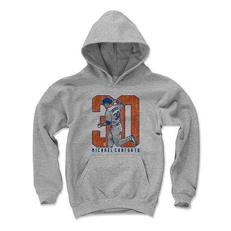brand new 9939c 804e9 Amazon.com : 500 LEVEL Michael Conforto New York Baseball ...