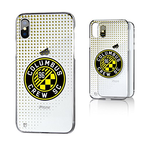fan products of Keyscaper Columbus Crew iPhone X Clear Case MLS