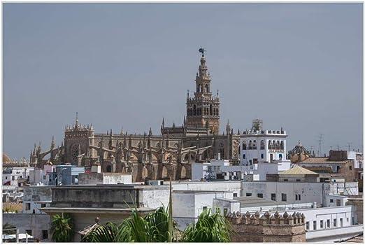 Rompecabezas Puzzle De 1000 Piezas La Giralda En Sevilla ...